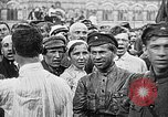 Image of Crowds in Red Square Moscow Russia Soviet Union, 1924, second 22 stock footage video 65675053627
