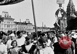 Image of Crowds in Red Square Moscow Russia Soviet Union, 1924, second 27 stock footage video 65675053627