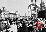 Image of Crowds in Red Square Moscow Russia Soviet Union, 1924, second 29 stock footage video 65675053627