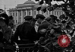 Image of Crowds in Red Square Moscow Russia Soviet Union, 1924, second 35 stock footage video 65675053627