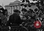 Image of Crowds in Red Square Moscow Russia Soviet Union, 1924, second 36 stock footage video 65675053627