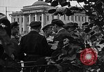 Image of Crowds in Red Square Moscow Russia Soviet Union, 1924, second 38 stock footage video 65675053627