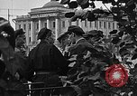 Image of Crowds in Red Square Moscow Russia Soviet Union, 1924, second 39 stock footage video 65675053627