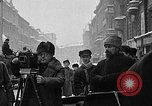 Image of snow covered roads Moscow Russia Soviet Union, 1920, second 3 stock footage video 65675053629