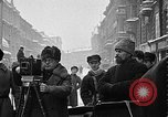 Image of snow covered roads Moscow Russia Soviet Union, 1920, second 5 stock footage video 65675053629