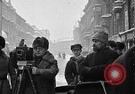 Image of snow covered roads Moscow Russia Soviet Union, 1920, second 6 stock footage video 65675053629