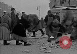 Image of snow covered roads Moscow Russia Soviet Union, 1920, second 31 stock footage video 65675053629