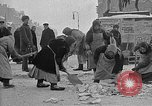 Image of snow covered roads Moscow Russia Soviet Union, 1920, second 32 stock footage video 65675053629