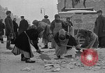 Image of snow covered roads Moscow Russia Soviet Union, 1920, second 33 stock footage video 65675053629