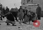 Image of snow covered roads Moscow Russia Soviet Union, 1920, second 34 stock footage video 65675053629