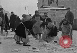 Image of snow covered roads Moscow Russia Soviet Union, 1920, second 35 stock footage video 65675053629