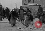 Image of snow covered roads Moscow Russia Soviet Union, 1920, second 36 stock footage video 65675053629