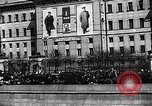 Image of Citizens parade Moscow Russia Soviet Union, 1946, second 2 stock footage video 65675053632