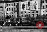 Image of Citizens parade Moscow Russia Soviet Union, 1946, second 6 stock footage video 65675053632