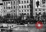 Image of Citizens parade Moscow Russia Soviet Union, 1946, second 11 stock footage video 65675053632