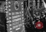 Image of Citizens parade Moscow Russia Soviet Union, 1946, second 34 stock footage video 65675053632