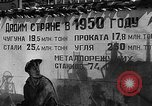 Image of Citizens parade Moscow Russia Soviet Union, 1946, second 38 stock footage video 65675053632