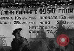 Image of Citizens parade Moscow Russia Soviet Union, 1946, second 39 stock footage video 65675053632