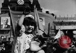 Image of Citizens parade Moscow Russia Soviet Union, 1946, second 49 stock footage video 65675053632