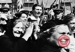 Image of Citizens parade Moscow Russia Soviet Union, 1946, second 62 stock footage video 65675053632