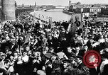 Image of May Day Parade Moscow Russia Soviet Union, 1946, second 33 stock footage video 65675053633