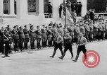 Image of Benito Mussolini Munich Germany, 1938, second 27 stock footage video 65675053640