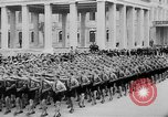 Image of Benito Mussolini Munich Germany, 1938, second 37 stock footage video 65675053640