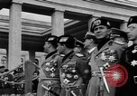 Image of Benito Mussolini Munich Germany, 1938, second 40 stock footage video 65675053640