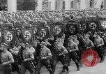 Image of Benito Mussolini Munich Germany, 1938, second 42 stock footage video 65675053640