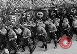 Image of Benito Mussolini Munich Germany, 1938, second 43 stock footage video 65675053640