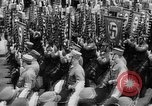Image of Benito Mussolini Munich Germany, 1938, second 47 stock footage video 65675053640