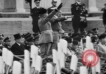 Image of Benito Mussolini Munich Germany, 1938, second 59 stock footage video 65675053640