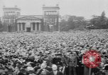 Image of Benito Mussolini Munich Germany, 1938, second 22 stock footage video 65675053641