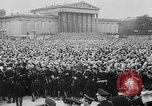 Image of Benito Mussolini Munich Germany, 1938, second 30 stock footage video 65675053641