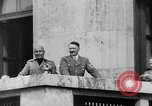 Image of Benito Mussolini Munich Germany, 1938, second 39 stock footage video 65675053641