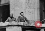 Image of Benito Mussolini Munich Germany, 1938, second 44 stock footage video 65675053641