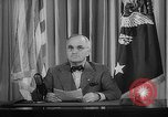 Image of President Harry Truman United States USA, 1945, second 10 stock footage video 65675053645