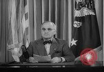 Image of President Harry Truman United States USA, 1945, second 12 stock footage video 65675053645