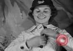 Image of indoor ski slope New York City USA, 1936, second 20 stock footage video 65675053650