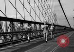 Image of Bunion Derby New York City USA, 1936, second 16 stock footage video 65675053651
