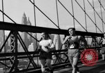 Image of Bunion Derby New York City USA, 1936, second 18 stock footage video 65675053651