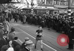 Image of Bunion Derby New York City USA, 1936, second 22 stock footage video 65675053651