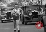 Image of Bunion Derby New York City USA, 1936, second 30 stock footage video 65675053651