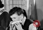Image of British citizens listen to radio broadcasts London England United Kingdom, 1936, second 37 stock footage video 65675053653