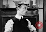 Image of British citizens listen to radio broadcasts London England United Kingdom, 1936, second 40 stock footage video 65675053653