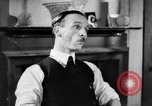 Image of British citizens listen to radio broadcasts London England United Kingdom, 1936, second 41 stock footage video 65675053653