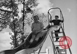 Image of Life in early cooperative community Greenbelt Maryland USA, 1939, second 10 stock footage video 65675053712
