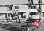 Image of Life in early cooperative community Greenbelt Maryland USA, 1939, second 17 stock footage video 65675053712