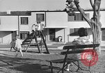Image of Life in early cooperative community Greenbelt Maryland USA, 1939, second 18 stock footage video 65675053712