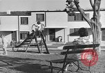 Image of Life in early cooperative community Greenbelt Maryland USA, 1939, second 19 stock footage video 65675053712